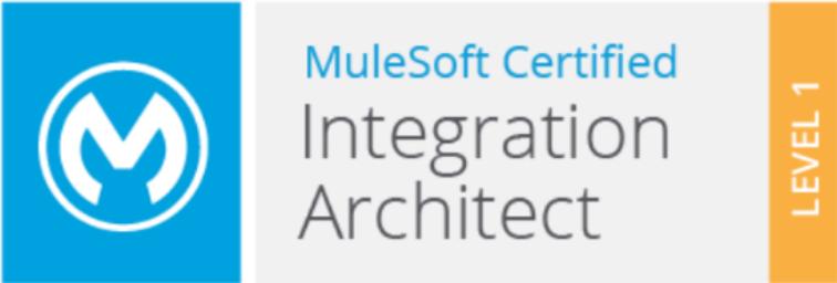 MuleSoft Certified Integration Arquitect