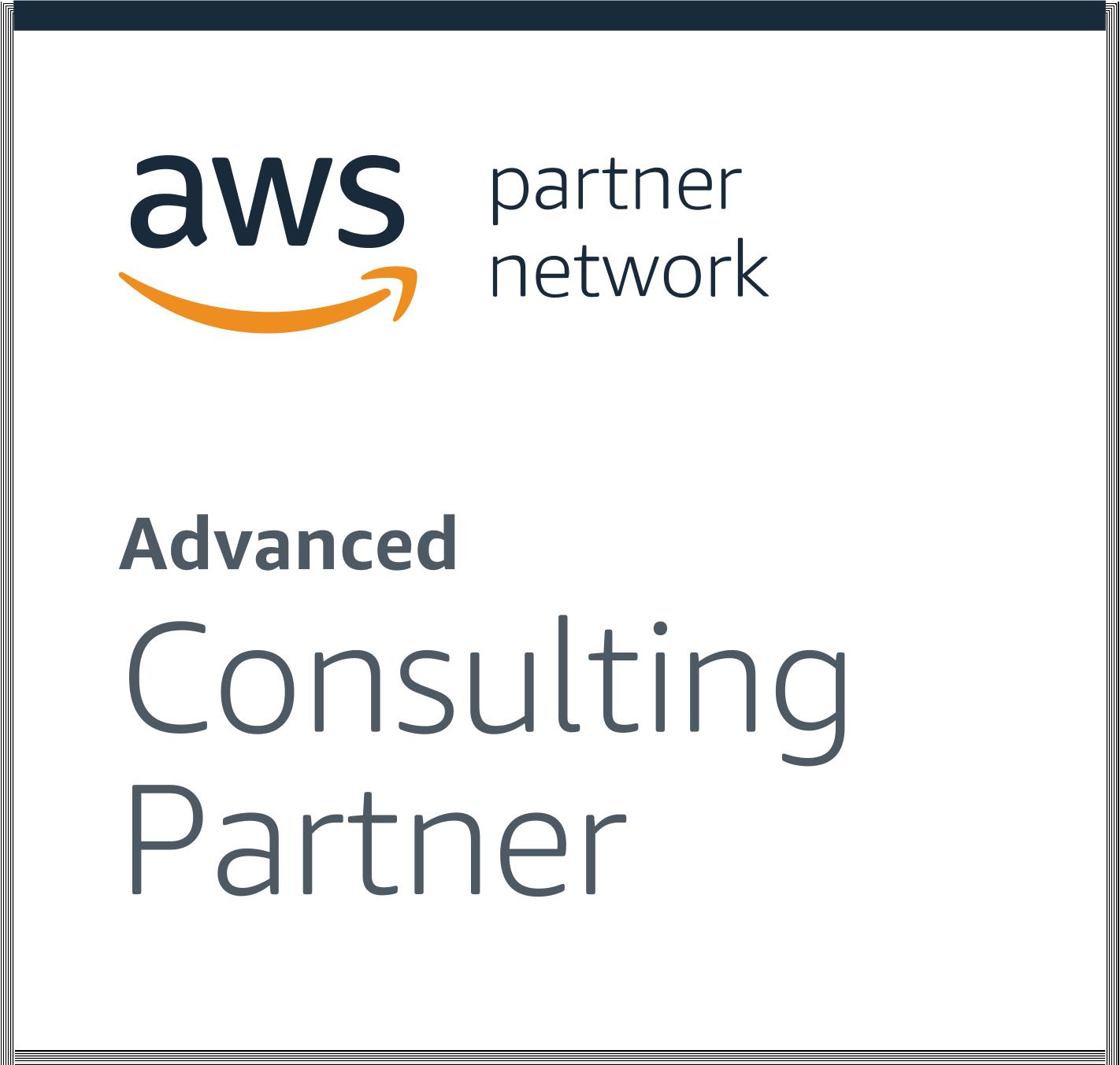 aws partnership badge
